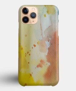 Designer Mobile Covers Yellow Canvas